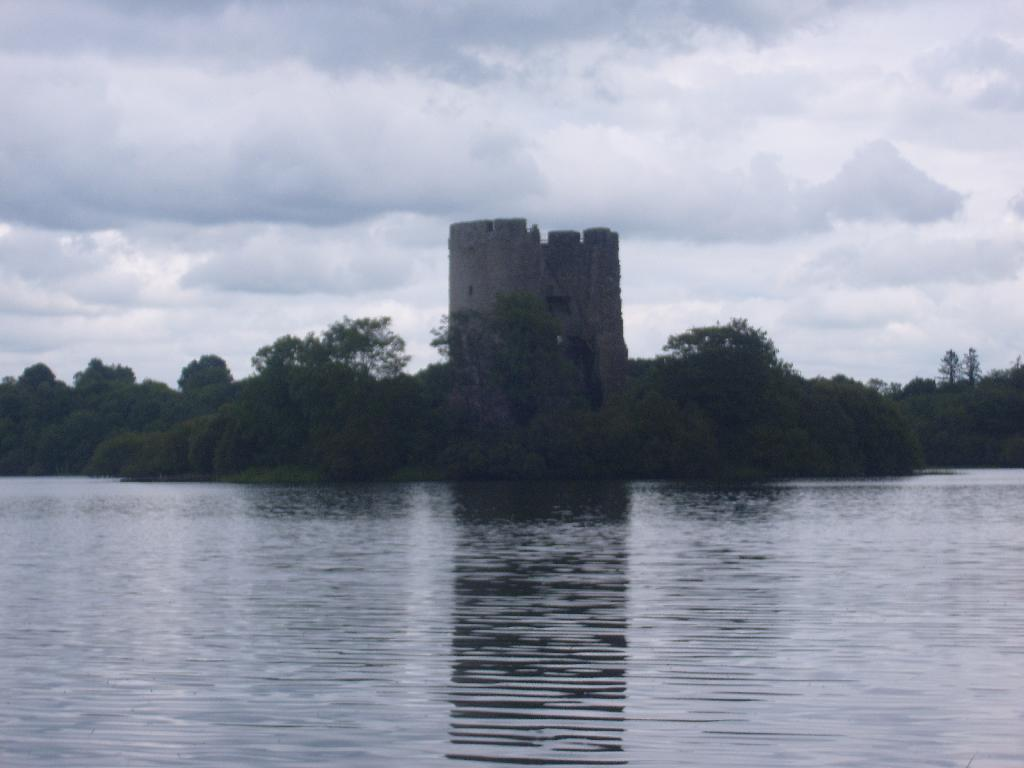 Lough Oughter Castle